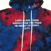 Bless These Ashes Hoodie in Galaxy