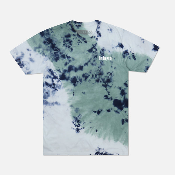 Rated R Tee in Ocean Wash