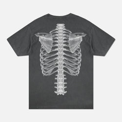 (S.I.N.) Spine Tee in Pepper