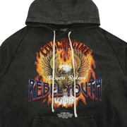 Sworn Ruler Hoodie in Pigment Gray