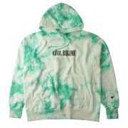Times Up Hoodie in Crystal Mint