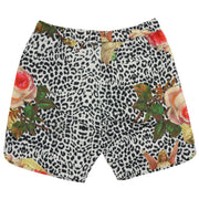 Wild Rose Swim Shorts in Multi