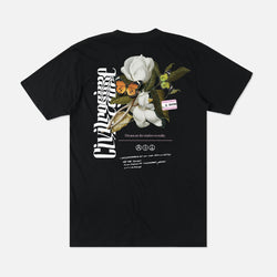 Windows Tee in Black