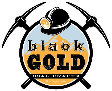 Black Gold Coal Crafts