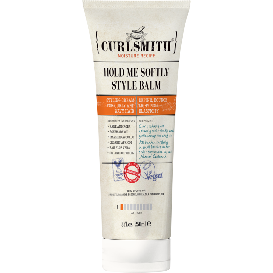 CurlSmith - Hold Me Softly Style Balm (8 oz.)