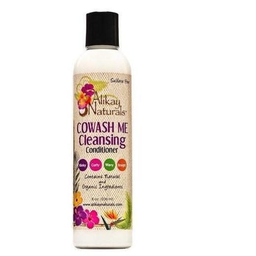 Alikay Naturals - CoWash Me Cleansing Conditioner (8 oz.) - Nouri Pa Nati