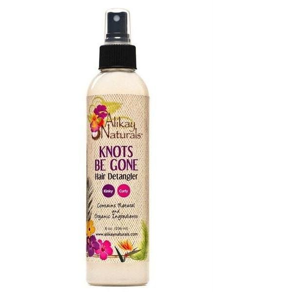 Alikay Naturals - Knots Be Gone Hair Detangler (8 oz.) - Nouri Pa Nati