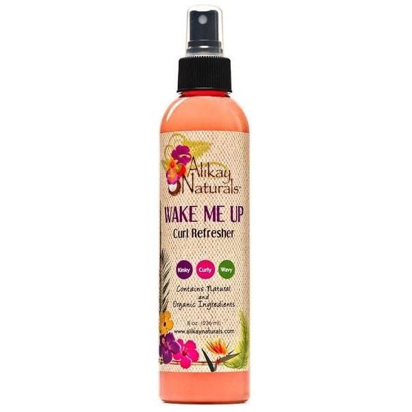 Alikay Naturals - Wake Me Up Curl Refresher (8 oz.) - Nouri Pa Nati