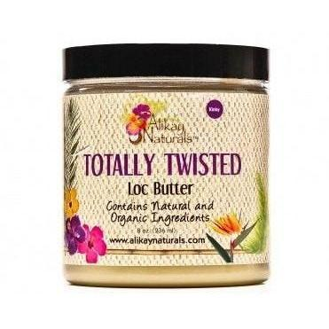 Alikay Naturals - Totally Twisted Loc Butter (8 oz.) - Nouri Pa Nati