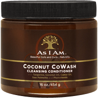 As I Am - Coconut Co-Wash (16 oz.) - Nouri Pa Nati