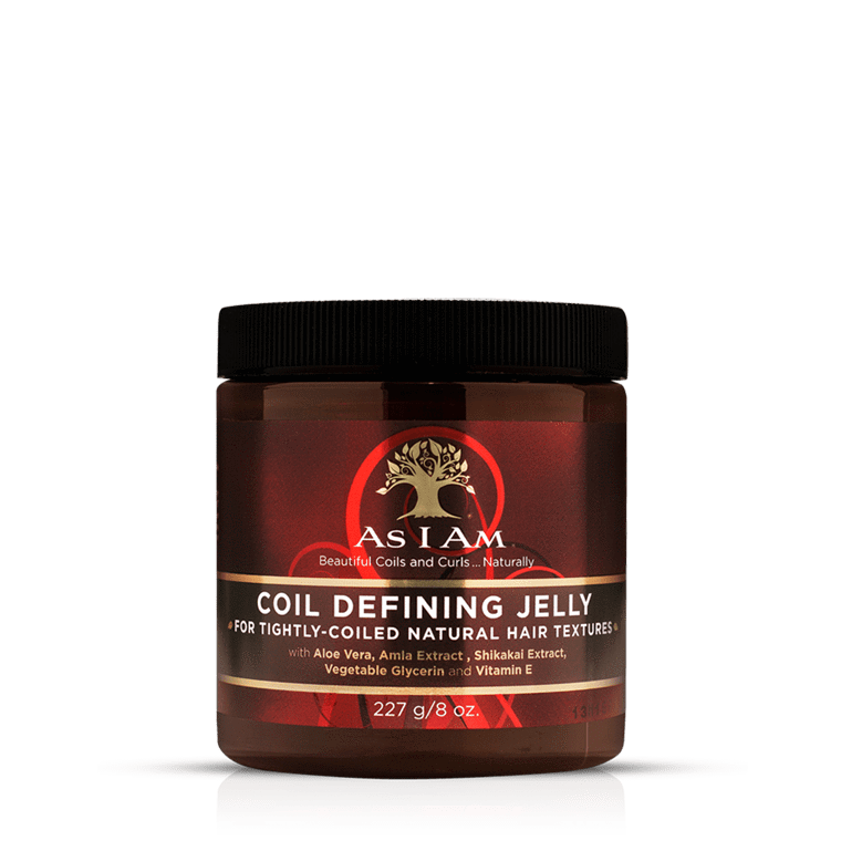 As I Am - Coil Defining Jelly (8 oz.) - Nouri Pa Nati