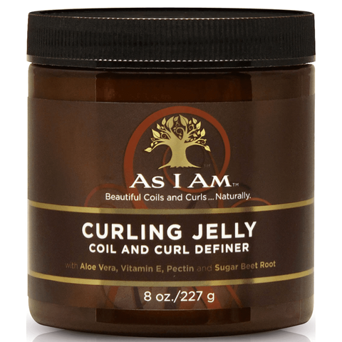 As I Am - Curling Jelly Coil & Curl Definer (8 oz.) - Nouri Pa Nati