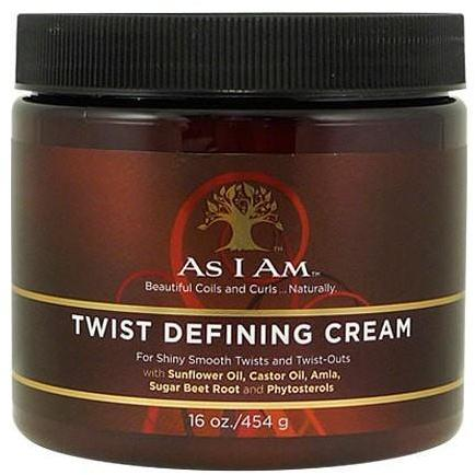As I Am - Twist Defining Cream (8 oz.) - Nouri Pa Nati