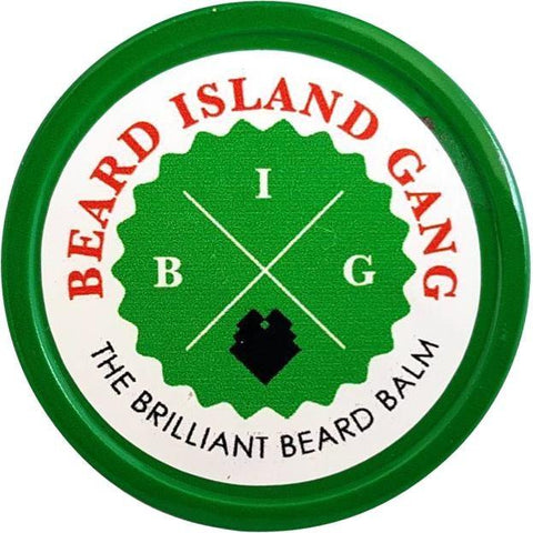 Beard Island Gang - Brilliant Balm - Hemp Seed/Avocado (1 oz.) - Nouri Pa Nati