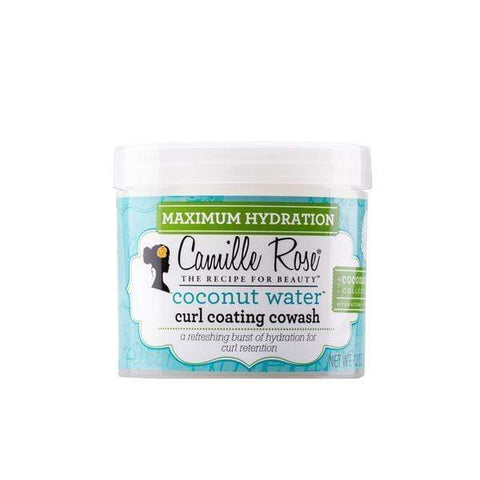 Camille Rose - Coconut Water Curl Coating Cowash (12 oz.) - Nouri Pa Nati
