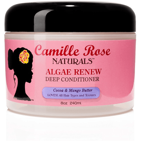 Camille Rose - Algae Renew Deep Conditioner (8 oz.) - Nouri Pa Nati
