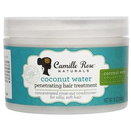 Camille Rose - Coconut Water Penetrating Hair Treatment (8 oz.) - Nouri Pa Nati