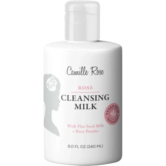 Camille Rose - Rose Cleansing Milk (8 oz.) - Nouri Pa Nati