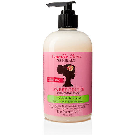 Camille Rose - Sweet Ginger Cleansing Rinse (8 oz.) - Nouri Pa Nati