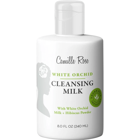 Camille Rose - White Orchid Cleansing Milk (8 oz.) - Nouri Pa Nati
