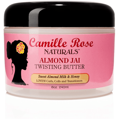 Camille Rose - Almond Jai Twisting Butter (8 oz.) - Nouri Pa Nati