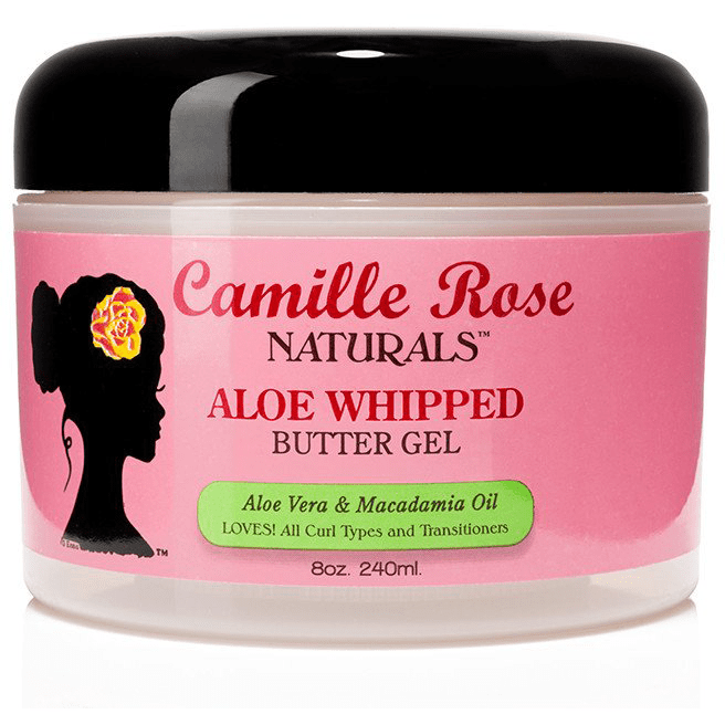 Camille Rose - Aloe Whipped Butter Gel (8 oz.) - Nouri Pa Nati