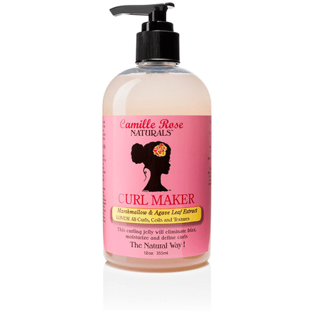 Camille Rose - Curl Maker Defining Jelly (12 oz.) - Nouri Pa Nati