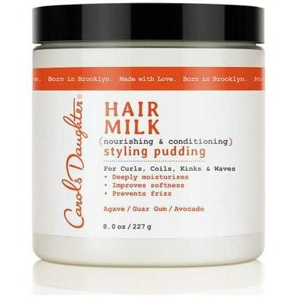 Carol's Daughter - Hair Milk - Styling Pudding (8 oz.) - Nouri Pa Nati