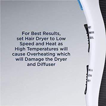 Conair - Diffuser Attachment - Nouri Pa Nati