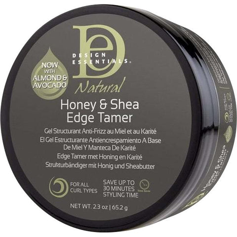 Design Essentials - Honey & Shea Edge Tamer (2.3 oz.) - Nouri Pa Nati