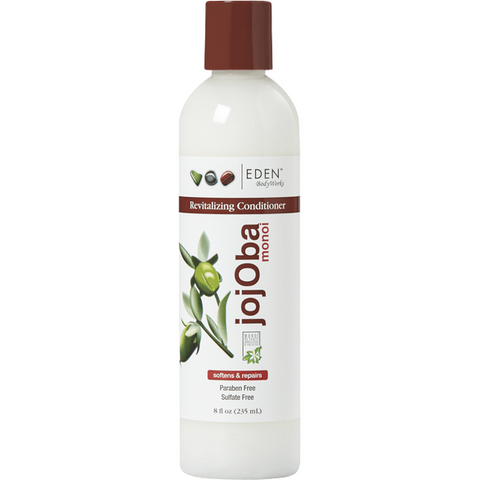Eden Bodyworks - Jojoba Monoi - Revitalizing Conditioner (8 oz.) - Nouri Pa Nati