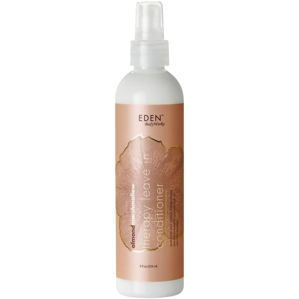Eden Bodyworks - Almond Marshmallow - Therapy Leave In Conditioner (8 oz.) - Nouri Pa Nati