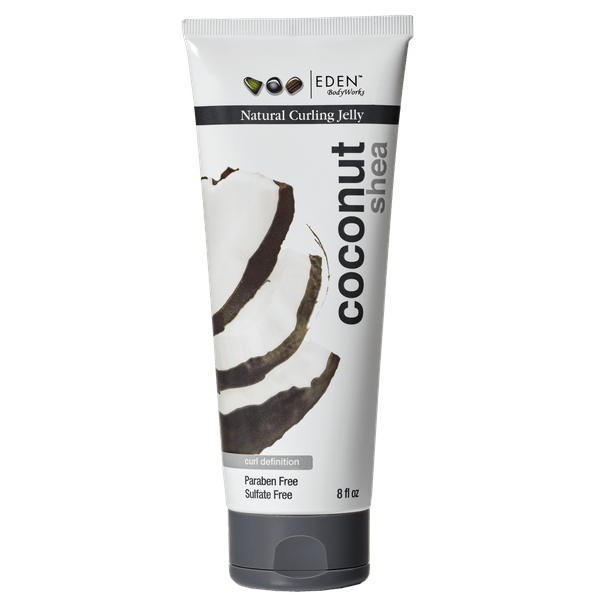 Eden Bodyworks - Coconut Shea Styling - Curling Jelly (8 oz.) - Nouri Pa Nati