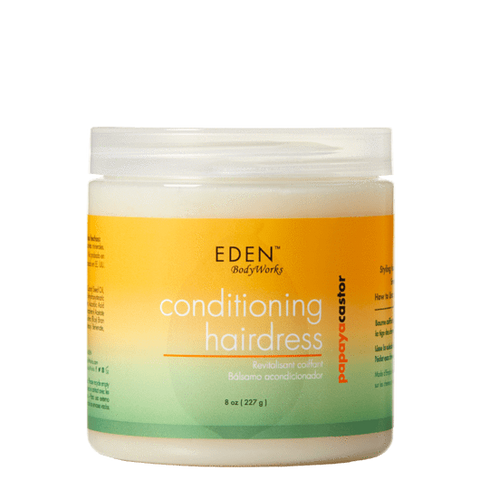 Eden Bodyworks - Papaya Castor - Conditioning Hairdress (8 oz.) - Nouri Pa Nati