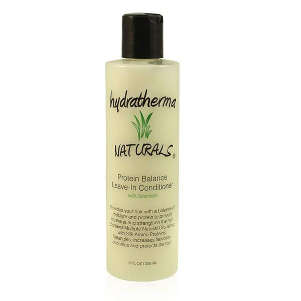Hydratherma Naturals - Protein Balance Leave In Conditioner (8 oz.) - Nouri Pa Nati