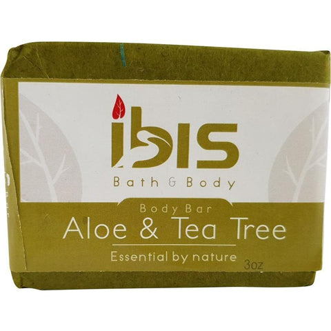 Ibis Bath & Body - Body Bar - Aloe & Tea Tree (3 oz.) - Nouri Pa Nati