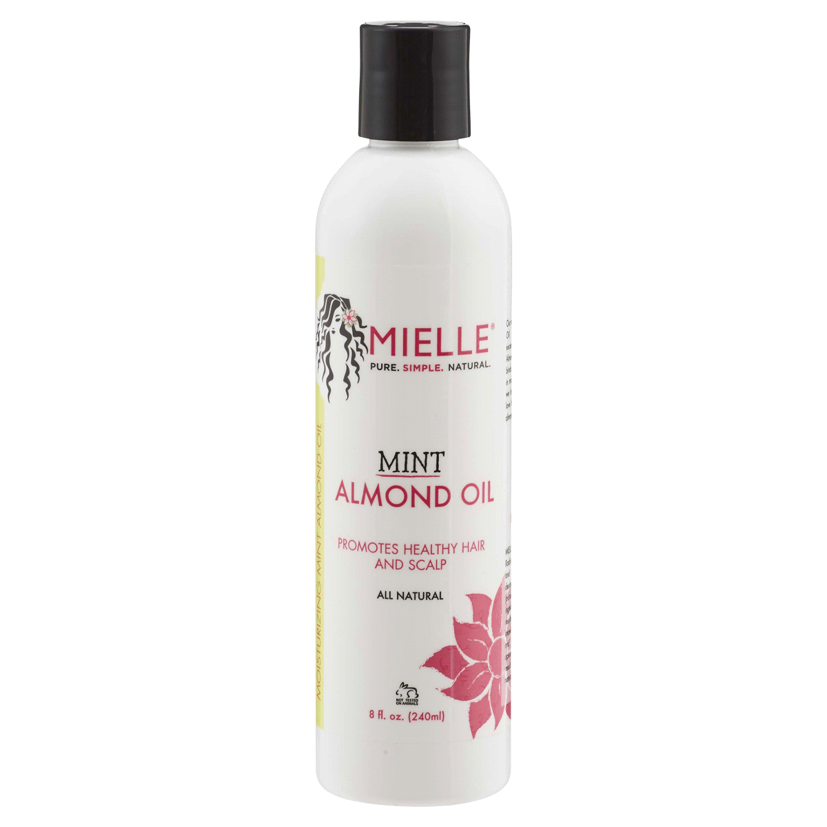 Mielle - Mint Almond Oil (8 oz.) - Nouri Pa Nati