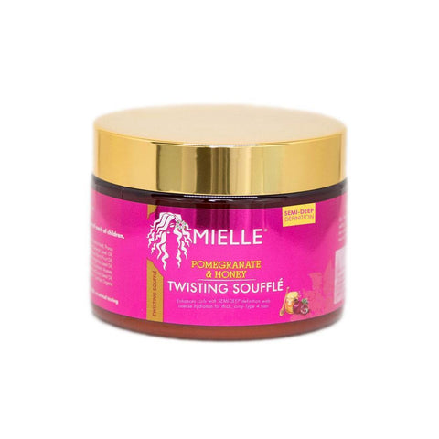 Mielle - Pomegranate & Honey Twisting Soufflé (12 oz.) - Nouri Pa Nati