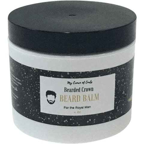 My Crown of Curls - Beard Balm (4 oz.) - Nouri Pa Nati