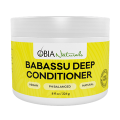 Obia Naturals - Babassu Deep Conditioner (8 oz.) - Nouri Pa Nati