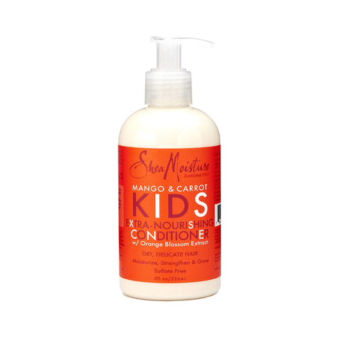 SheaMoisture Kids - Mango & Carrot - Extra-Nourishing Conditioner (8 oz.) - Nouri Pa Nati