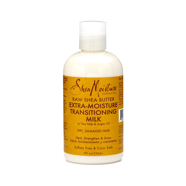 SheaMoisture - Raw Shea Butter - Extra-Moisture Transitioning Milk (8 oz.) - Nouri Pa Nati