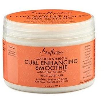 SheaMoisture - Coconut & Hibiscus - Curl Enhancing Smoothie - Nouri Pa Nati