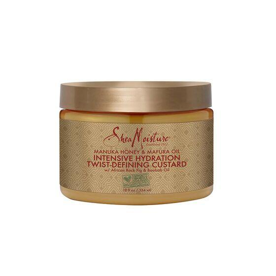 SheaMoisture - Manuka Honey & Mafura Oil - Twist Defining Custard (12 oz.) - Nouri Pa Nati