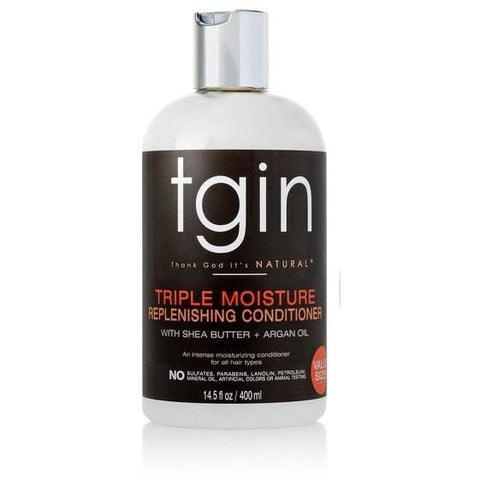 TGIN - Triple Moisture Replenishing Conditioner (14.5 oz.) - Nouri Pa Nati