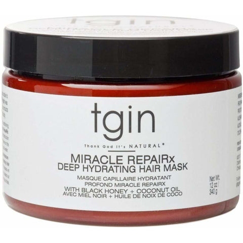 TGIN - Miracle RepaiRx Deep Hydrating Hair Mask (12 oz.) - Nouri Pa Nati