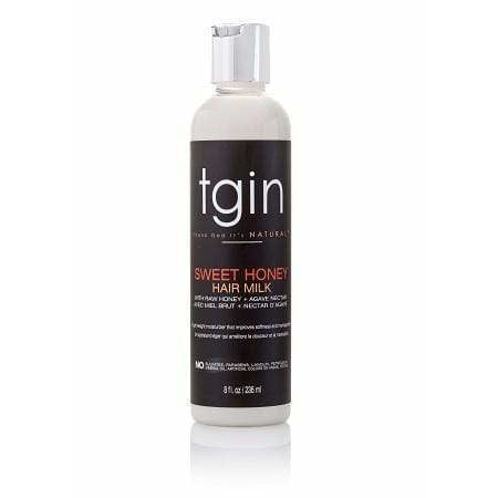 TGIN - Sweet Honey Hair Milk (8 oz.) - Nouri Pa Nati