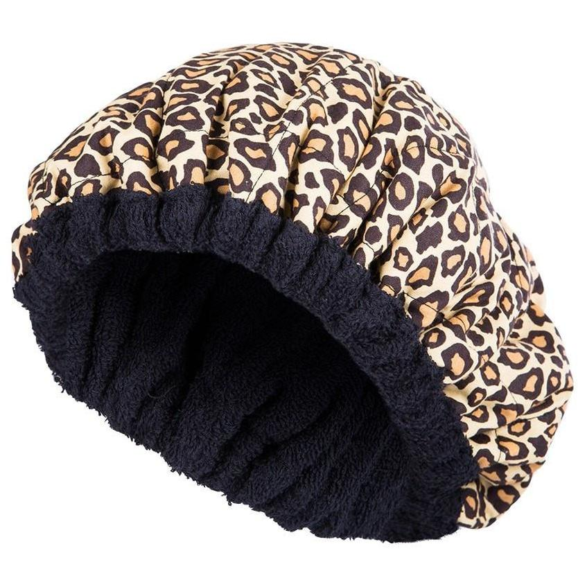 Thermal Hair Care - Hot Head - Chic (leopard-print) - Nouri Pa Nati