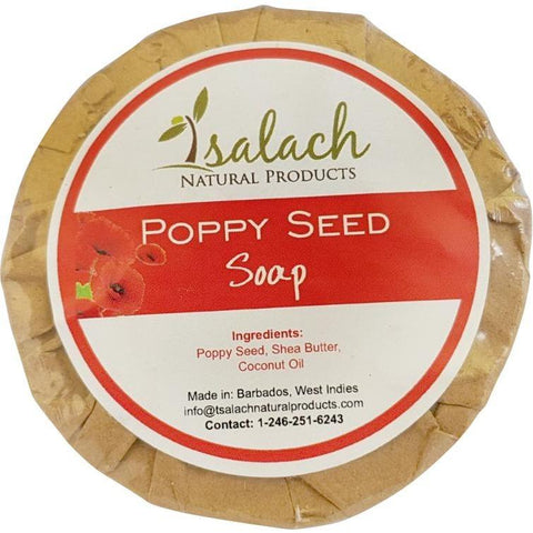 Tsalach Natural Products - Soap - Poppy Seed (3 oz.) - Nouri Pa Nati