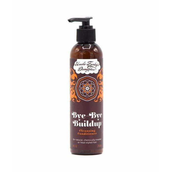 Uncle Funky's Daughter - Bye-Bye Buildup Moisturizing Cleansing Conditioner (8 oz.) - Nouri Pa Nati